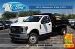 2018 F-350 Regular Cab DRW 4x4,  Monroe Dump Body #182676 - photo 1