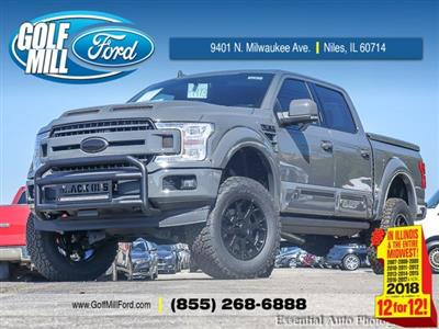 2018 F-150 SuperCrew Cab 4x4,  Pickup #182677 - photo 1