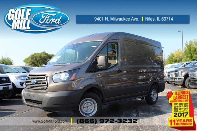 2018 Transit 150 Med Roof 4x2,  Empty Cargo Van #182716 - photo 1