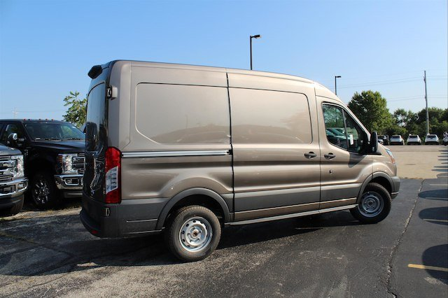 2018 Transit 150 Med Roof 4x2,  Empty Cargo Van #182716 - photo 12