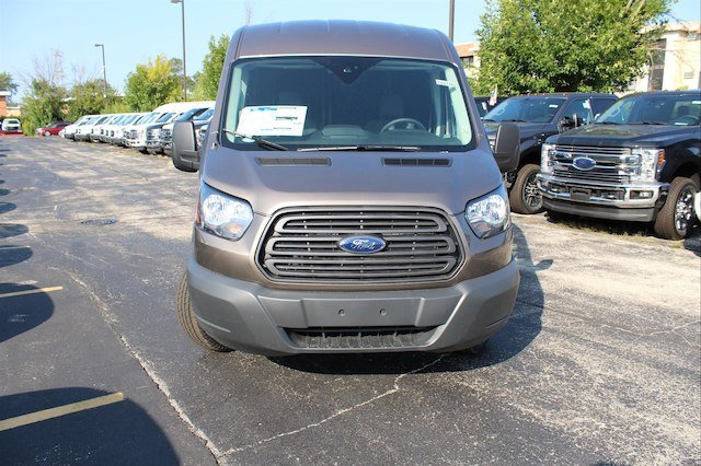 2018 Transit 150 Med Roof 4x2,  Empty Cargo Van #182716 - photo 5