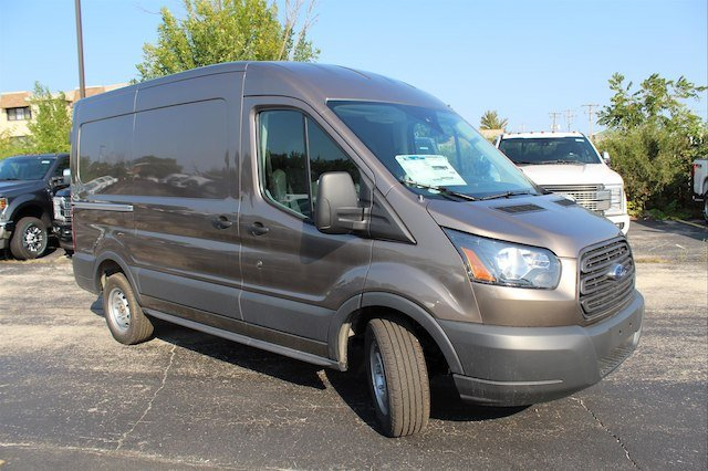 2018 Transit 150 Med Roof 4x2,  Empty Cargo Van #182716 - photo 6