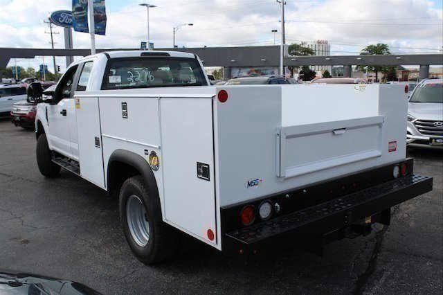 2018 F-350 Super Cab DRW 4x4,  Monroe Service Body #182741 - photo 2