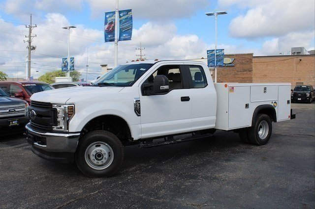 2018 F-350 Super Cab DRW 4x4,  Monroe Service Body #182741 - photo 4