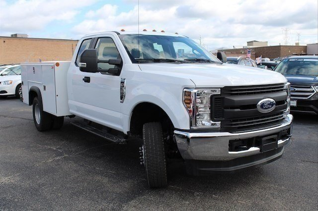 2018 F-350 Super Cab DRW 4x4,  Monroe Service Body #182741 - photo 6