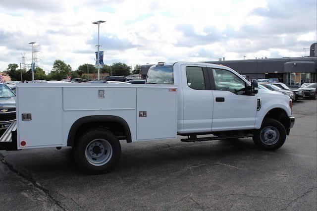 2018 F-350 Super Cab DRW 4x4,  Monroe Service Body #182741 - photo 9