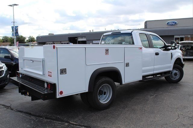 2018 F-350 Super Cab DRW 4x4,  Monroe Service Body #182741 - photo 10