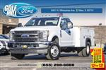 2018 F-350 Super Cab DRW 4x4,  Monroe Service Body #182741 - photo 1