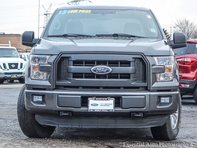2015 F-150 Super Cab 4x4,  Pickup #182787A - photo 5