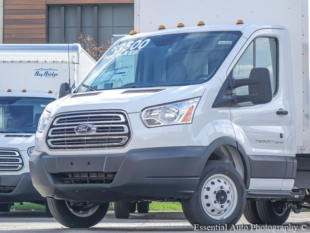 2018 Transit 350 HD DRW 4x2,  Rockport Cutaway Van #182920 - photo 3