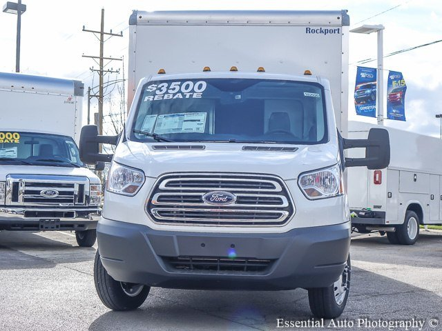 2018 Transit 350 HD DRW 4x2,  Rockport Cutaway Van #182920 - photo 5