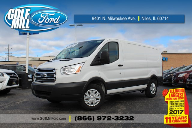 2018 Transit 150 Low Roof 4x2,  Adrian Steel Upfitted Cargo Van #182993 - photo 1