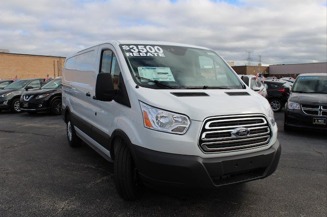 2018 Transit 150 Low Roof 4x2,  Adrian Steel Upfitted Cargo Van #182993 - photo 10