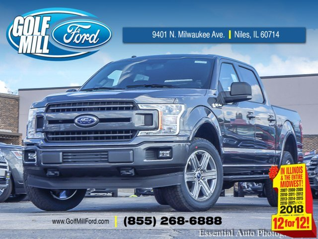 2018 F-150 SuperCrew Cab 4x4,  Pickup #183125 - photo 1