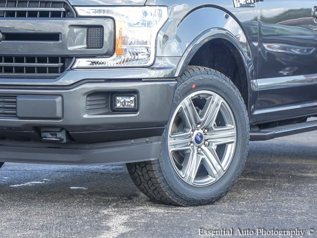 2018 F-150 SuperCrew Cab 4x4,  Pickup #183125 - photo 4