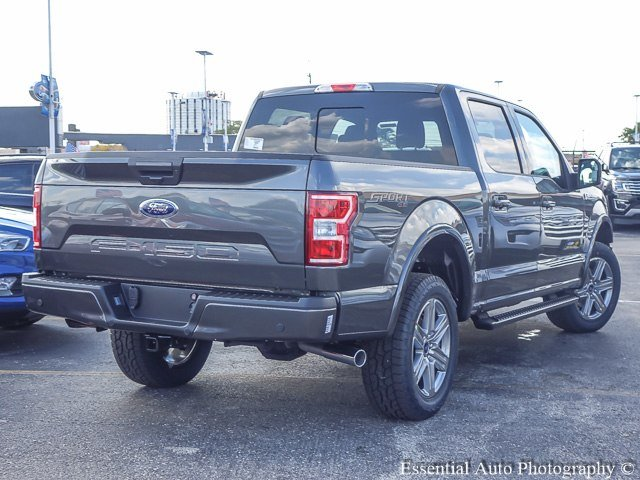 2018 F-150 SuperCrew Cab 4x4,  Pickup #183125 - photo 2