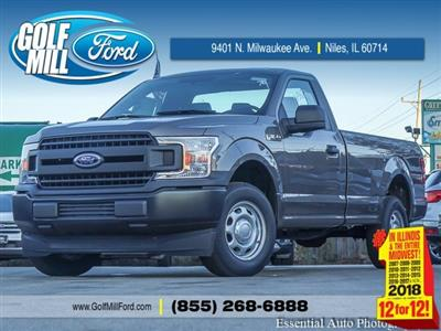 2018 F-150 Regular Cab 4x2,  Pickup #183127 - photo 1