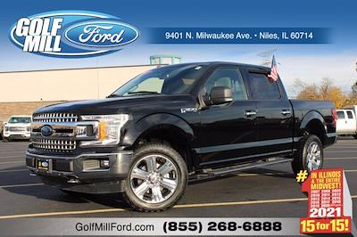 2018 F-150 SuperCrew Cab 4x4,  Pickup #183183 - photo 1