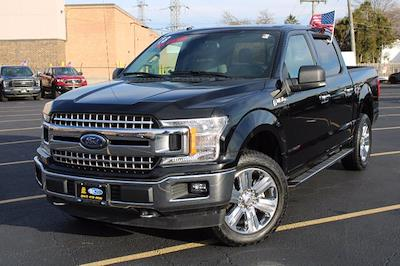 2018 F-150 SuperCrew Cab 4x4,  Pickup #183183 - photo 5