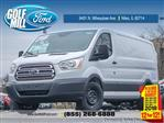 2018 Transit 150 Low Roof 4x2,  Weather Guard Upfitted Cargo Van #183244 - photo 1