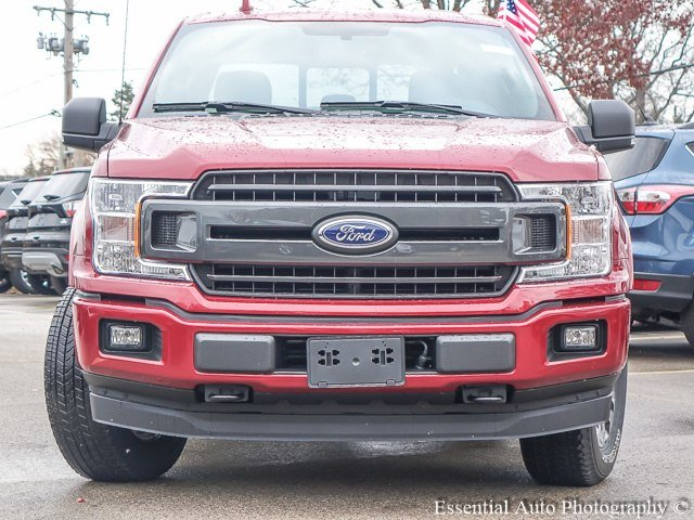 2018 F-150 SuperCrew Cab 4x4,  Pickup #183283 - photo 5