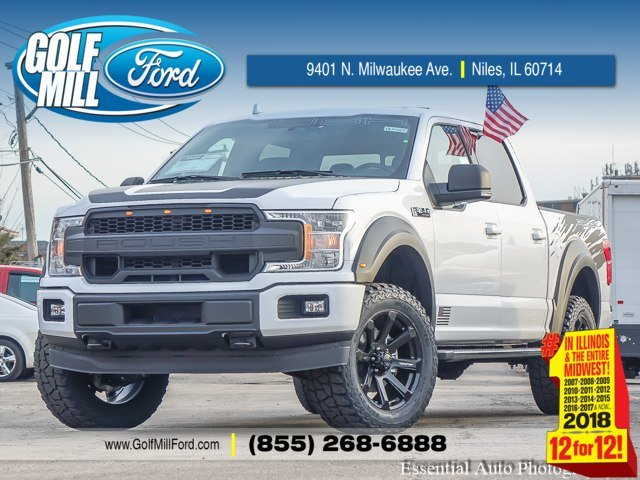 2018 F-150 SuperCrew Cab 4x4,  Pickup #183322 - photo 1