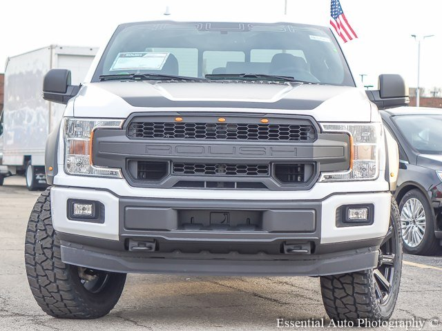 2018 F-150 SuperCrew Cab 4x4,  Pickup #183322 - photo 5