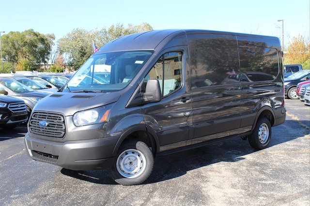 2019 Transit 250 Medium Roof 4x2,  Empty Cargo Van #190062 - photo 3