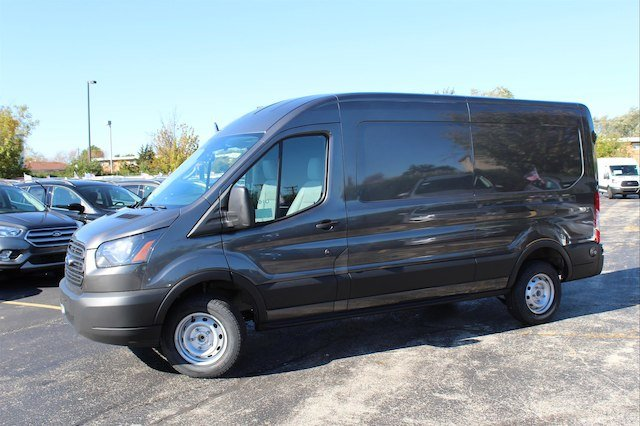 2019 Transit 250 Medium Roof 4x2,  Empty Cargo Van #190062 - photo 4