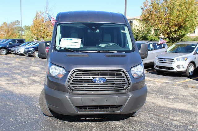 2019 Transit 250 Medium Roof 4x2,  Empty Cargo Van #190062 - photo 5