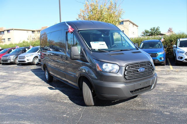 2019 Transit 250 Medium Roof 4x2,  Empty Cargo Van #190062 - photo 6