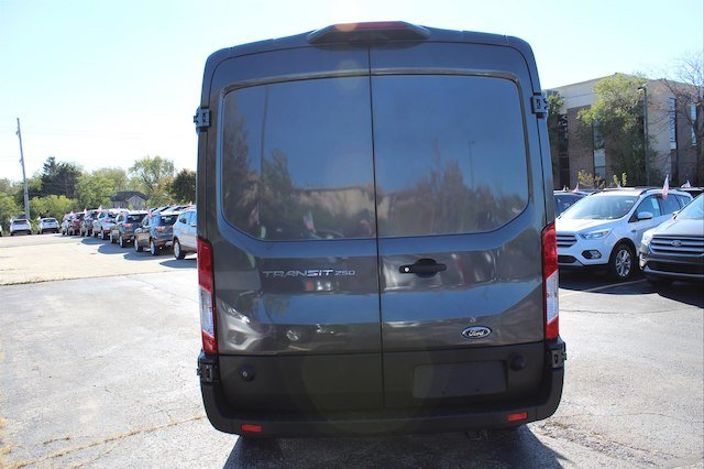 2019 Transit 250 Medium Roof 4x2,  Empty Cargo Van #190062 - photo 9