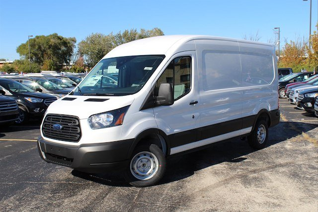 2019 Transit 250 Medium Roof 4x2,  Empty Cargo Van #190079 - photo 3