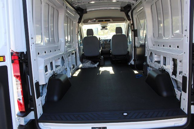 2019 Transit 250 Medium Roof 4x2,  Empty Cargo Van #190079 - photo 2
