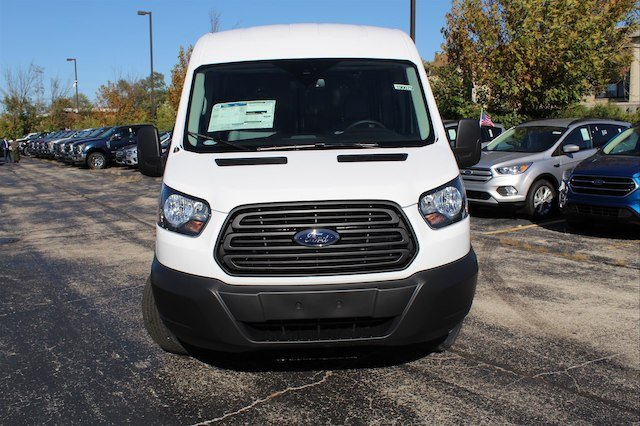 2019 Transit 250 Medium Roof 4x2,  Empty Cargo Van #190079 - photo 5
