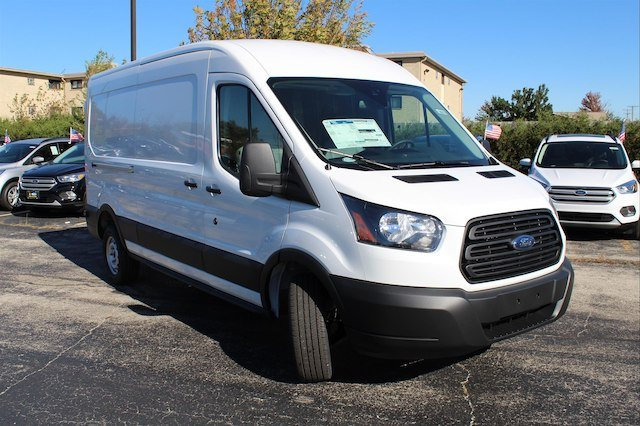 2019 Transit 250 Medium Roof 4x2,  Empty Cargo Van #190079 - photo 6