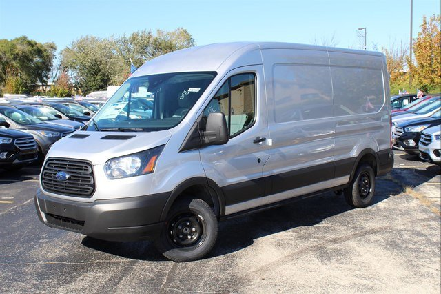 2019 Transit 250 Medium Roof 4x2,  Empty Cargo Van #190083 - photo 3