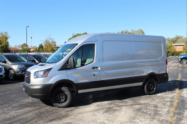 2019 Transit 250 Medium Roof 4x2,  Empty Cargo Van #190083 - photo 4