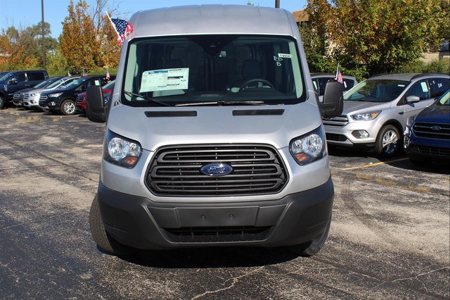 2019 Transit 250 Medium Roof 4x2,  Empty Cargo Van #190083 - photo 5