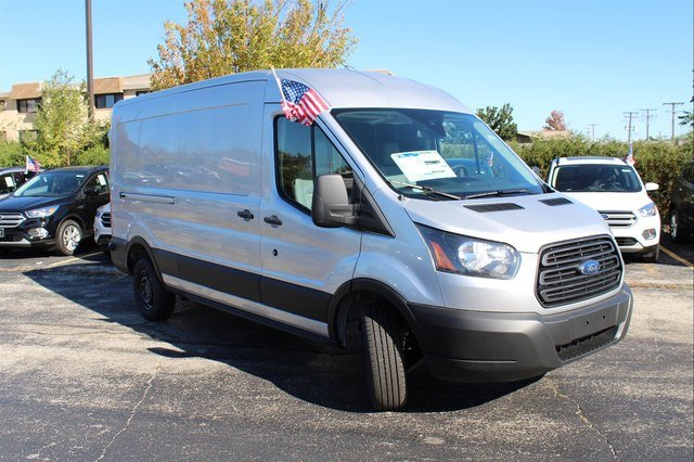2019 Transit 250 Medium Roof 4x2,  Empty Cargo Van #190083 - photo 6