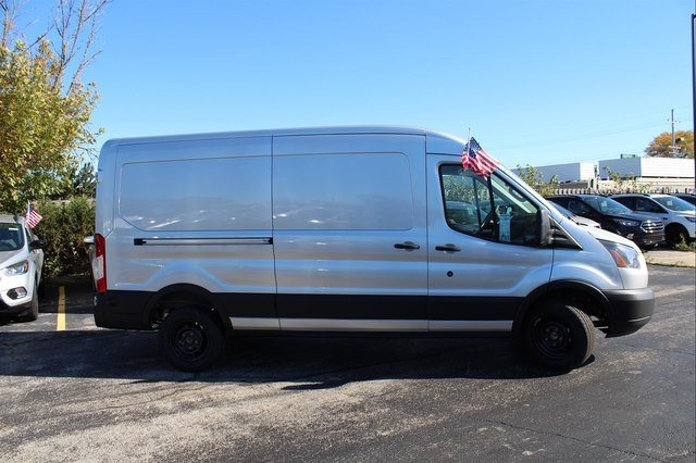 2019 Transit 250 Medium Roof 4x2,  Empty Cargo Van #190083 - photo 7