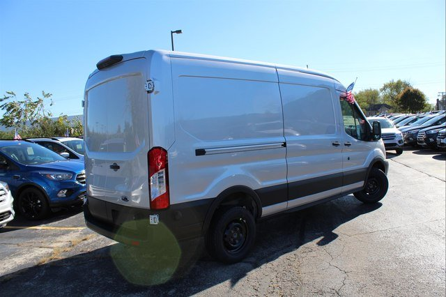 2019 Transit 250 Medium Roof 4x2,  Empty Cargo Van #190083 - photo 8