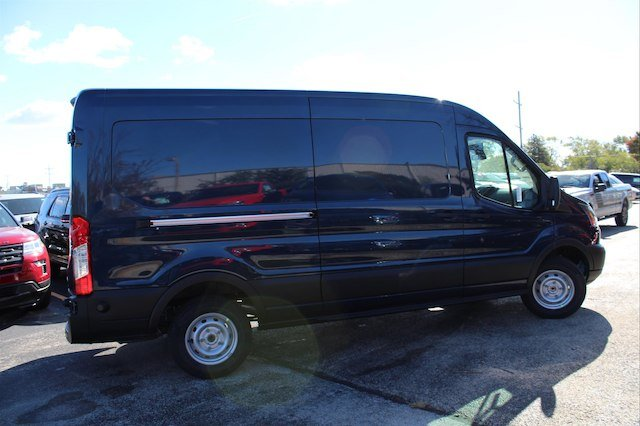 2019 Transit 150 Med Roof 4x2,  Weather Guard General Service Upfitted Cargo Van #190087 - photo 14