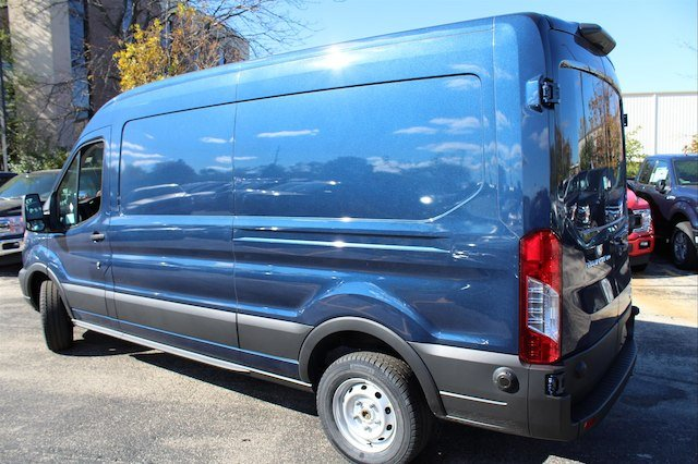 2019 Transit 150 Med Roof 4x2,  Weather Guard General Service Upfitted Cargo Van #190087 - photo 17