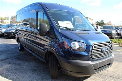 2019 Transit 150 Med Roof 4x2,  Weather Guard General Service Upfitted Cargo Van #190087 - photo 12