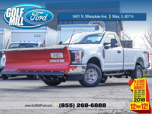 2019 F-250 Regular Cab 4x4,  Pickup #190114 - photo 1