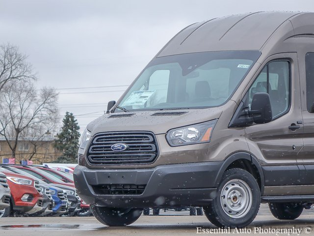 2019 Transit 350 High Roof 4x2,  Passenger Wagon #190119 - photo 3