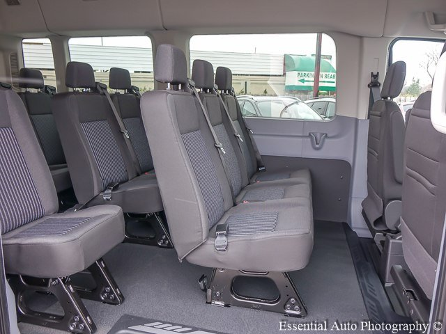 2019 Transit 350 Med Roof 4x2,  Passenger Wagon #190129 - photo 16