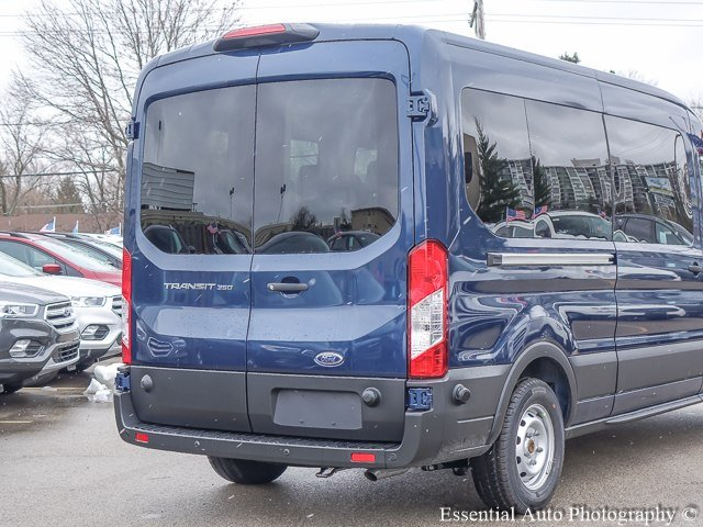 2019 Transit 350 Med Roof 4x2,  Passenger Wagon #190129 - photo 7