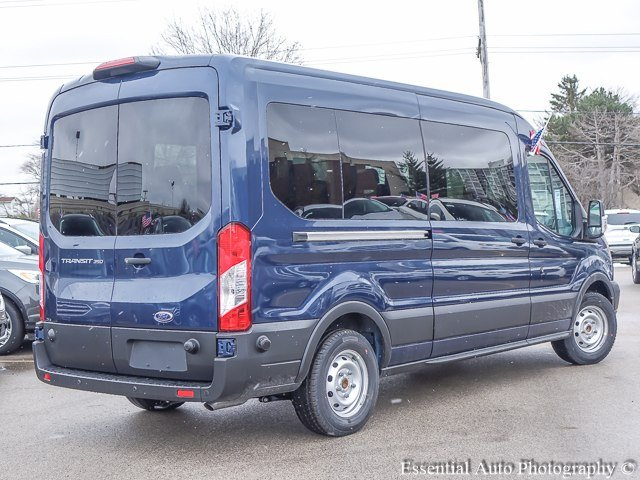 2019 Transit 350 Med Roof 4x2,  Passenger Wagon #190129 - photo 2